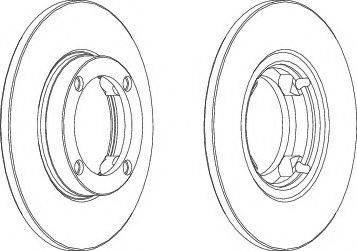 A.B.S. 15658 - Bremžu diski interparts.lv