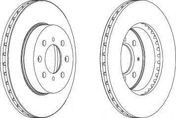 A.B.S. 16039 - Bremžu diski interparts.lv