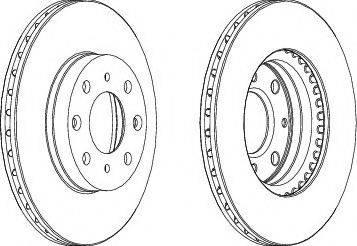A.B.S. 15938 - Bremžu diski interparts.lv