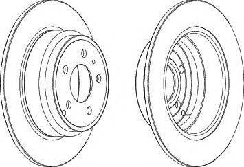 A.B.S. 16237 - Bremžu diski interparts.lv