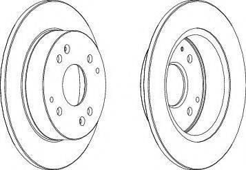 A.B.S. 16147 - Bremžu diski interparts.lv
