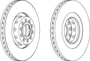 A.B.S. 16929 - Bremžu diski interparts.lv