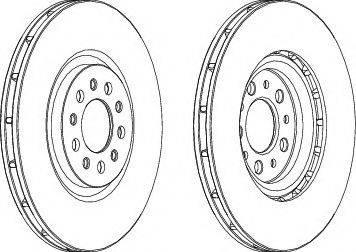 FREMAX BD-3609 - Bremžu diski interparts.lv