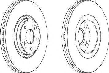 FREMAX BD-2317 - Bremžu diski interparts.lv