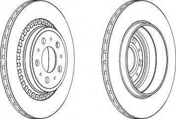 FREMAX BD-7302 - Bremžu diski interparts.lv