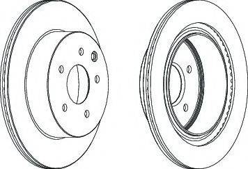A.B.S. 17890 - Bremžu diski interparts.lv