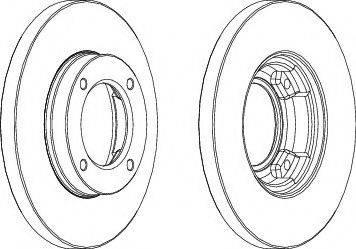 A.B.S. 16324 - Bremžu diski interparts.lv