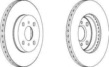 A.B.S. 17028 - Bremžu diski interparts.lv