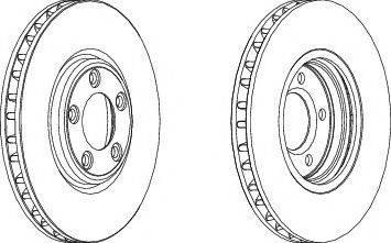 FREMAX BD-4088 - Bremžu diski interparts.lv