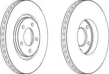 FREMAX BD-3918 - Bremžu diski interparts.lv