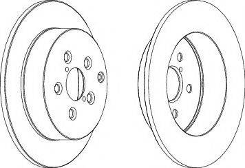 A.B.S. 17512 - Bremžu diski interparts.lv