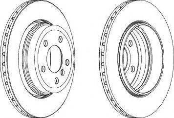 FREMAX BD-2218 - Bremžu diski interparts.lv