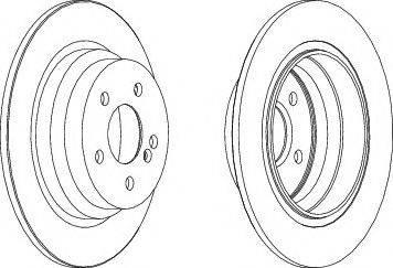A.B.S. 17402 - Bremžu diski interparts.lv