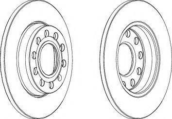 FREMAX BD-5309 - Bremžu diski interparts.lv