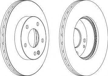 FREMAX BD-2112 - Bremžu diski interparts.lv