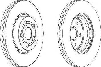 A.B.S. 17510 - Bremžu diski interparts.lv