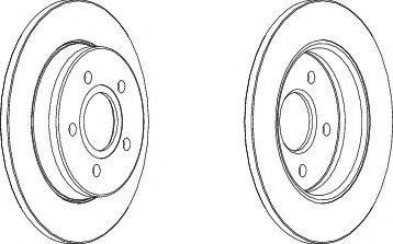 A.B.S. 17583 - Bremžu diski interparts.lv