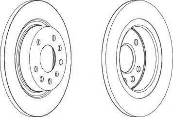 FREMAX BD-9115 - Bremžu diski interparts.lv