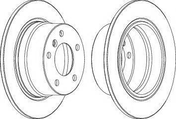 A.B.S. 16535 - Bremžu diski interparts.lv