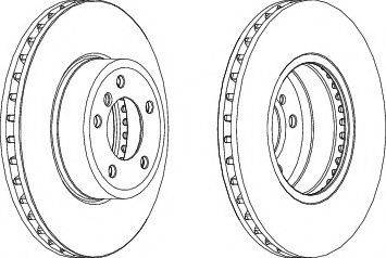 A.B.S. 17532 - Bremžu diski interparts.lv
