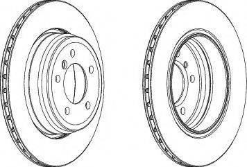 FREMAX BD-6127 - Bremžu diski interparts.lv