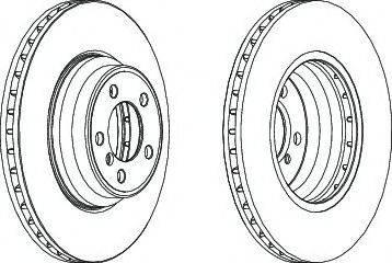 FREMAX BD-0267 - Bremžu diski interparts.lv
