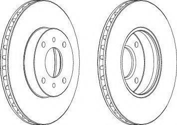 A.B.S. 16913 - Bremžu diski interparts.lv