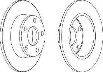 FREMAX BD-2880 - Bremžu diski interparts.lv