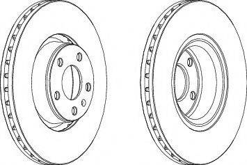 FREMAX BD-4085 - Bremžu diski interparts.lv