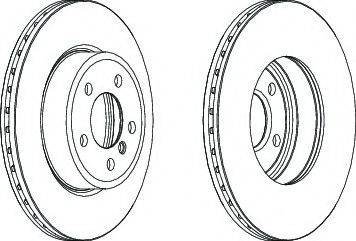 FREMAX BD-2217 - Bremžu diski interparts.lv