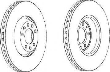 A.B.S. 17554 - Bremžu diski interparts.lv