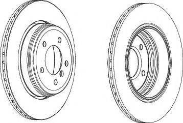 FREMAX BD-3215 - Bremžu diski interparts.lv