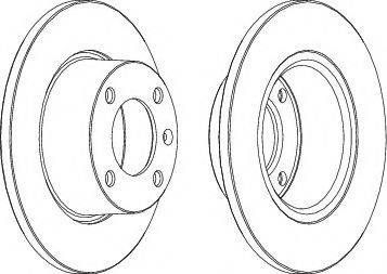 A.B.S. 16578 - Bremžu diski interparts.lv