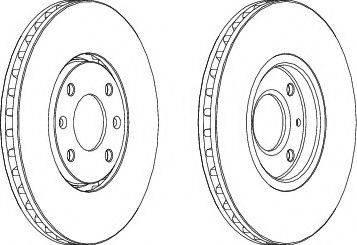 LYNXauto BN-1410 - Bremžu diski interparts.lv