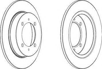 A.B.S. 16591 - Bremžu diski interparts.lv