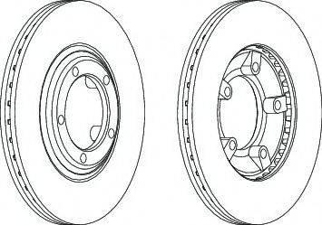 A.B.S. 16565 - Bremžu diski interparts.lv
