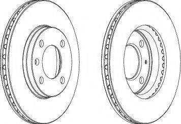 Lemförder 10124 - Bremžu diski interparts.lv