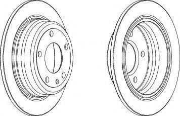 A.B.S. 15742 - Bremžu diski interparts.lv