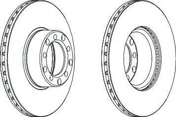 A.B.S. 15743 - Bremžu diski interparts.lv