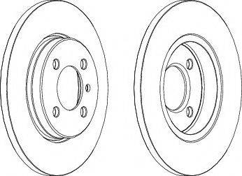 A.B.S. 15766 - Bremžu diski interparts.lv