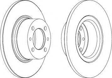 A.B.S. 15025 - Bremžu diski interparts.lv
