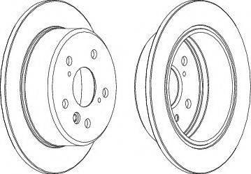 A.B.S. 16229 - Bremžu diski interparts.lv
