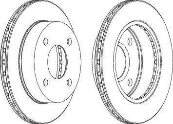 A.B.S. 16065 - Bremžu diski interparts.lv