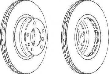 LYNXauto BN-1331 - Bremžu diski interparts.lv