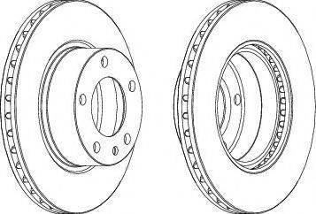 A.B.S. 15769 - Bremžu diski interparts.lv