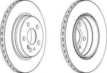 A.B.S. 16112 - Bremžu diski interparts.lv