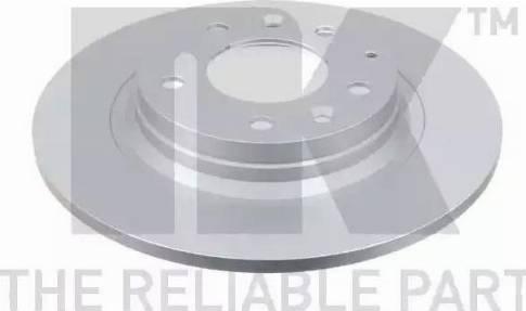 NK 313246 - Bremžu diski interparts.lv