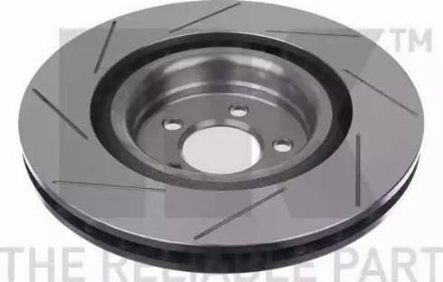 NK 209318 - Bremžu diski interparts.lv