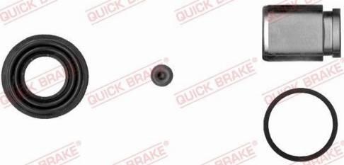 OJD Quick Brake 114-5022 - Remkomplekts, Bremžu suports interparts.lv