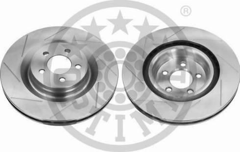 Optimal BS-8724HC - Bremžu diski interparts.lv